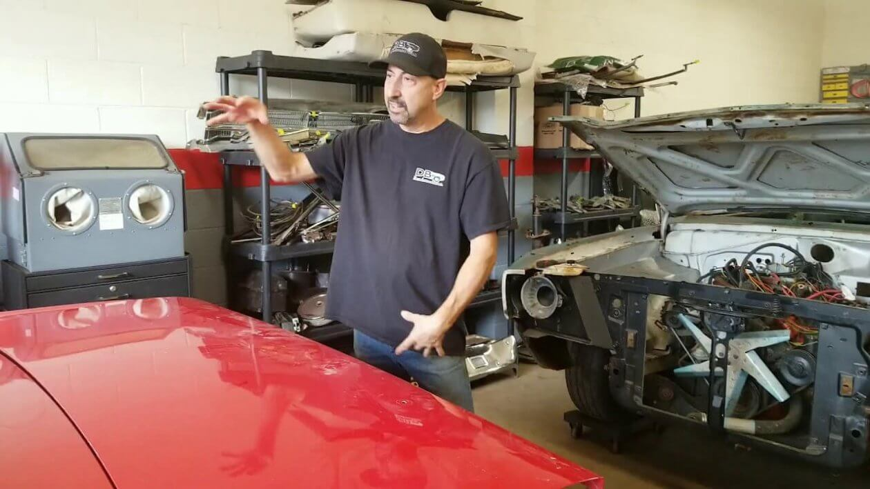 This is why Dave Rea is not on Graveyard Carz anymore