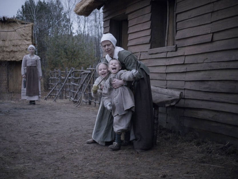 """Mercy and Jonas in """"The Witch"""""""