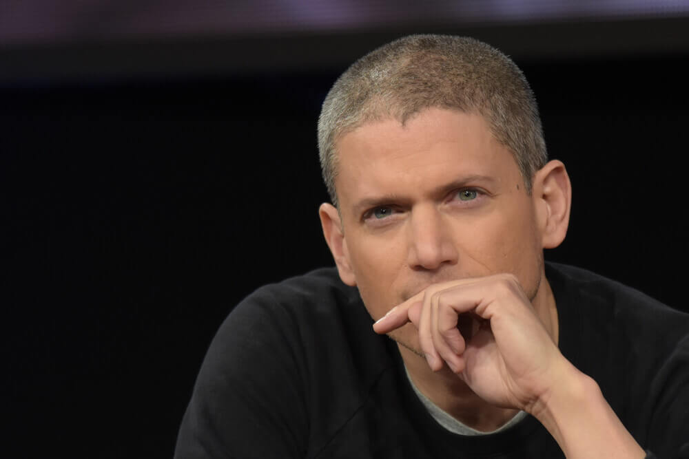 Wentworth Miller left Legends of Tomorrow