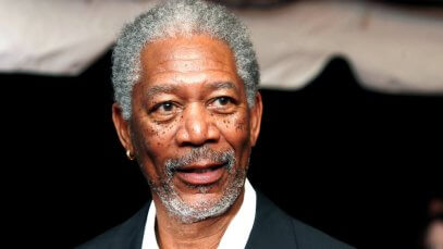 Morgan Freeman's Hand