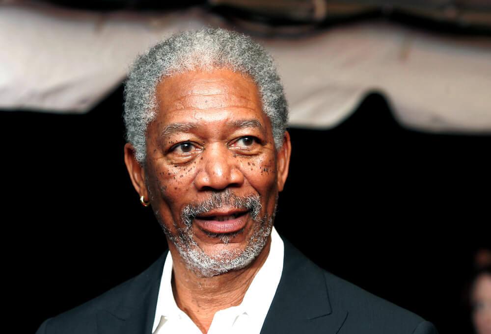 Morgan Freeman's Hand