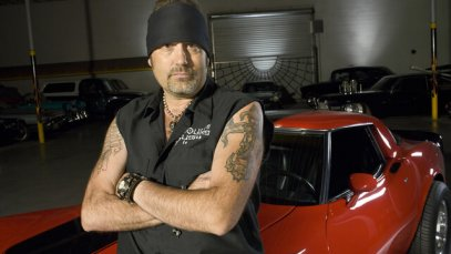 Counting Cars - the beginning