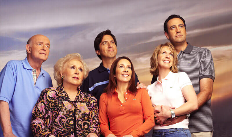 everybody loves raymond - why did it end?