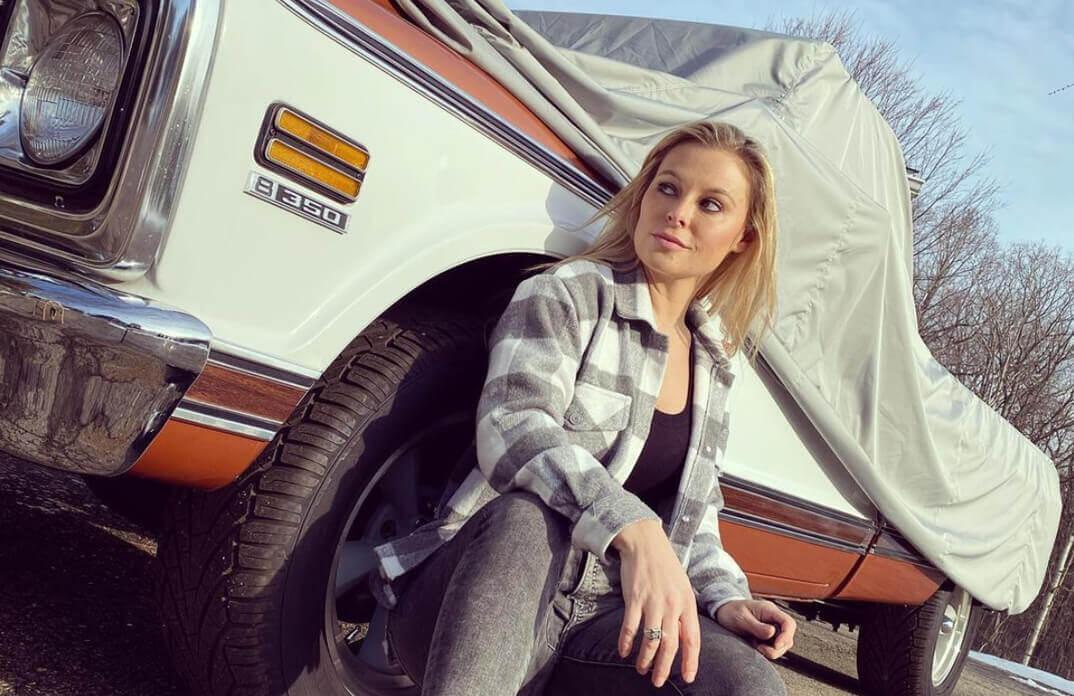 Christy Lee of Garage Squad
