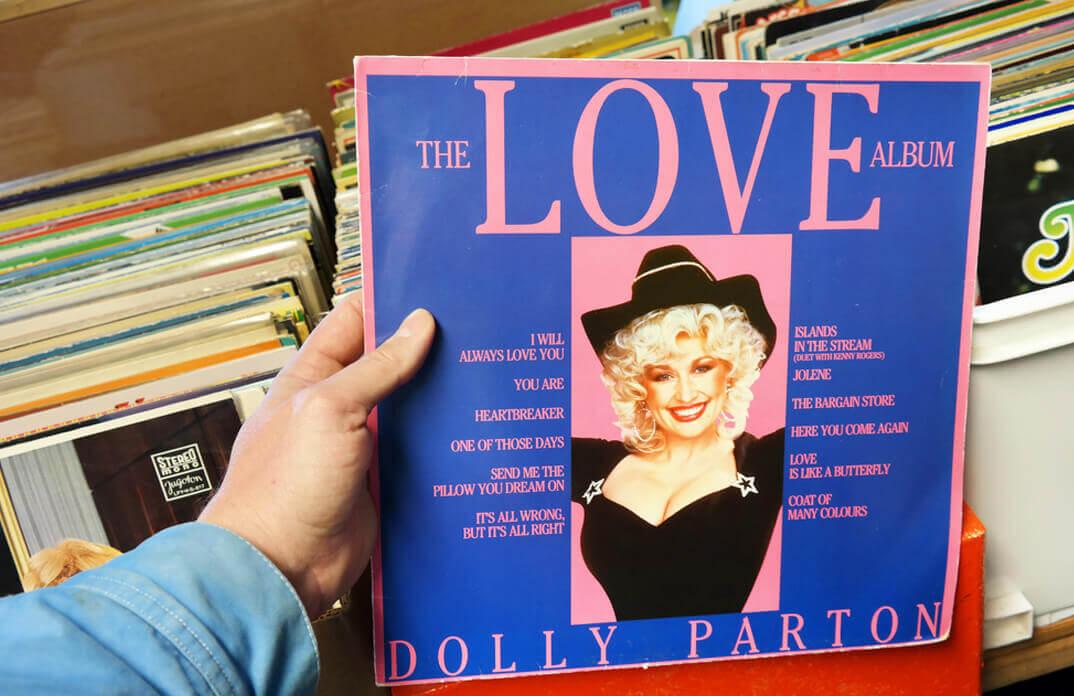 Dolly Parton Charities