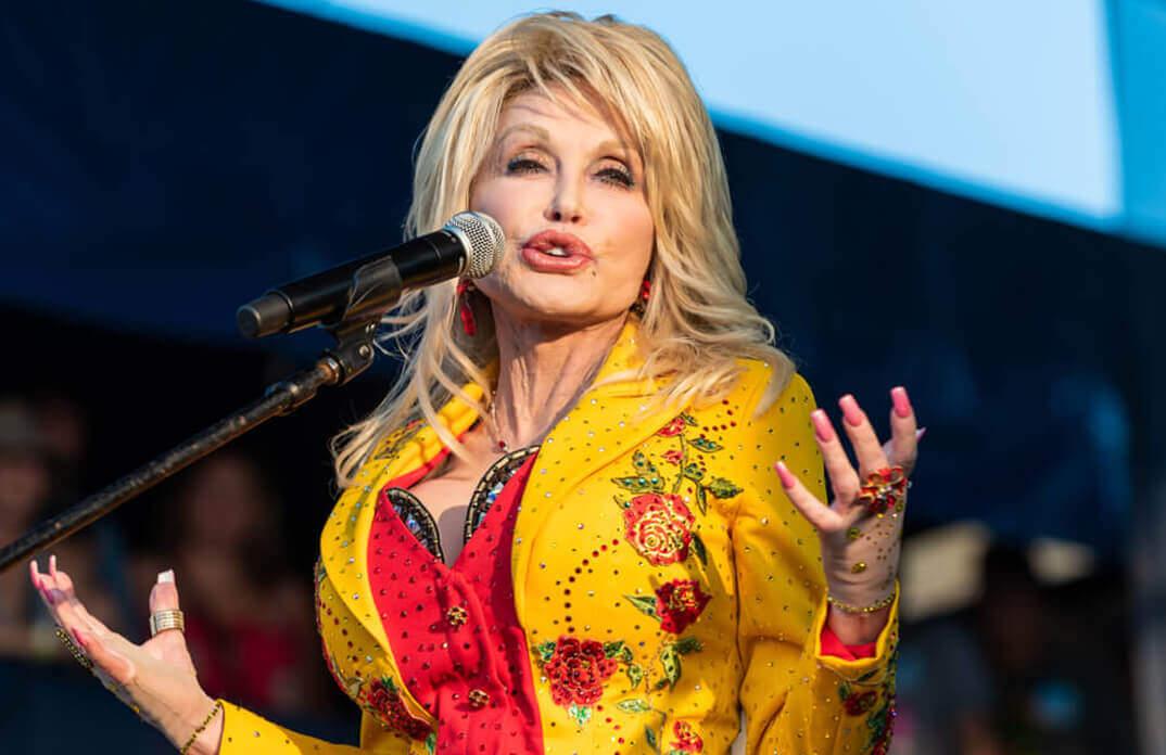 Dolly Parton had plastic surgery