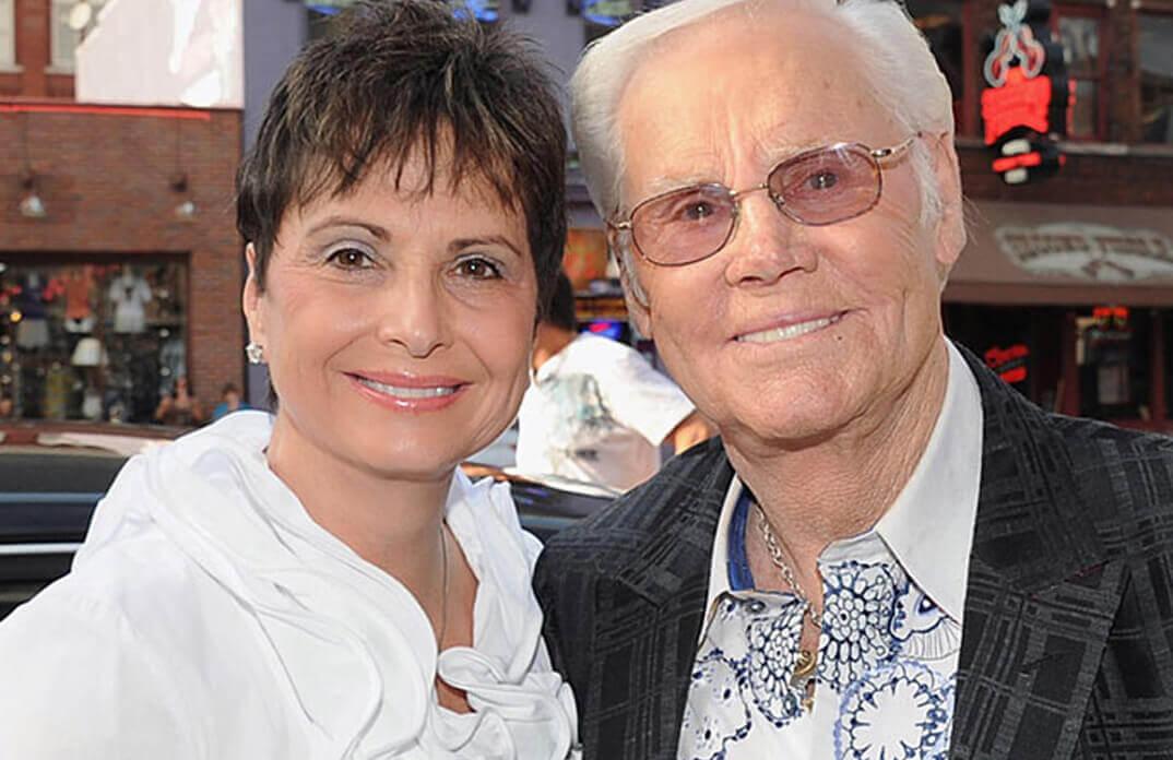 nancy and george jones