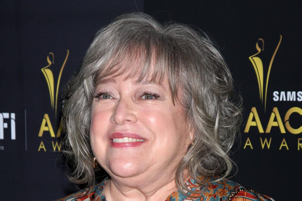 """Kathy Bates in """"Disjointed"""""""