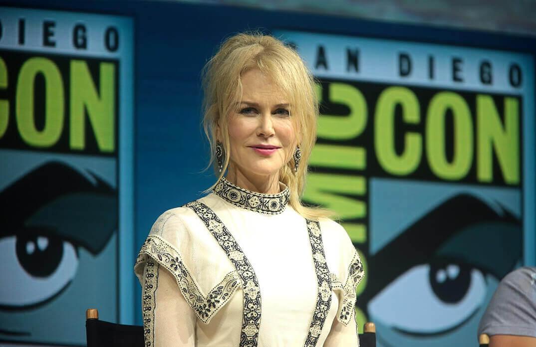 Nicole Kidman as Atlanna in Aquaman