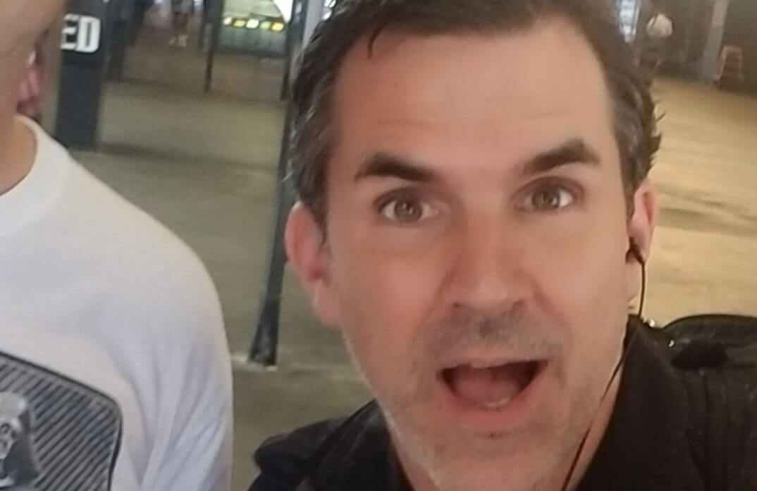 Mark Brendanawicz leaving Parks and Rec