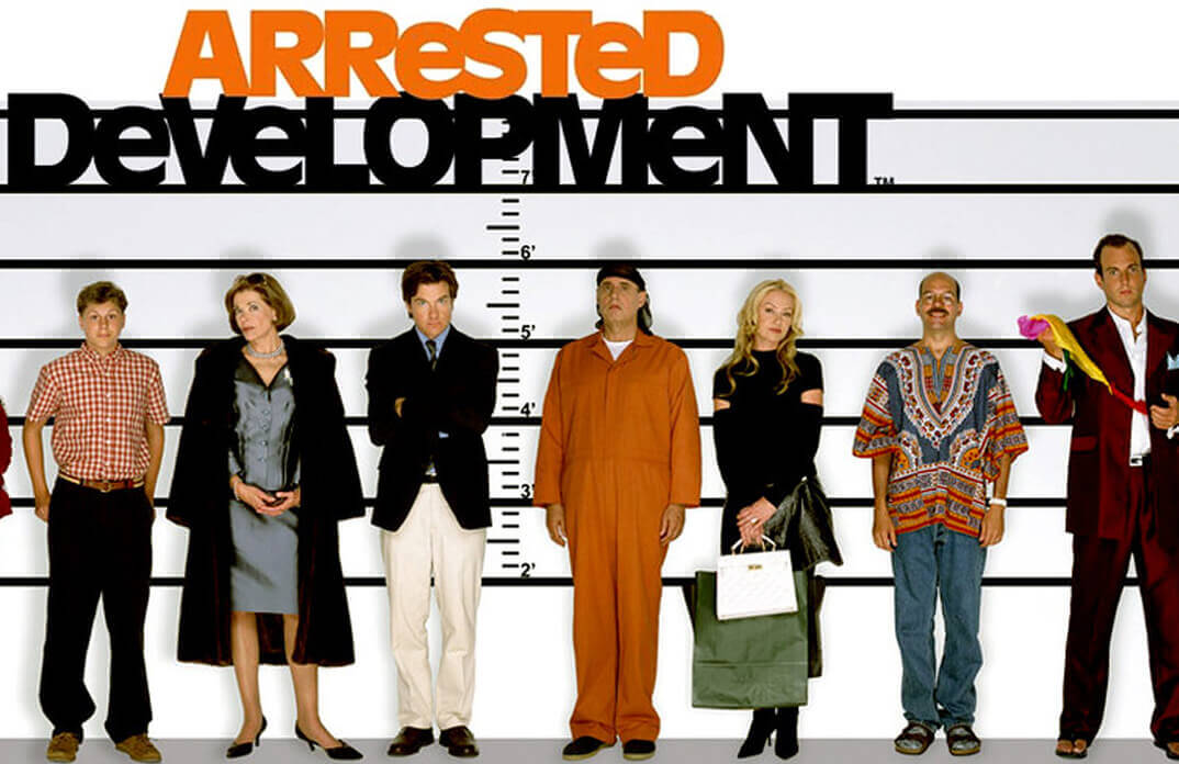 The reason Arrested Development was cancelled