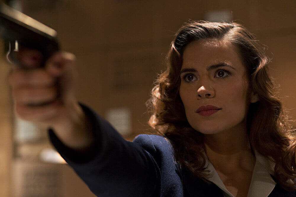 agent carter cancellation