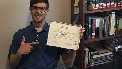 Here is what Derick Dillard does for a living